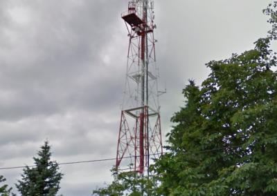 Skuodas 2012 m. Bokšto aukštis – 95 m.